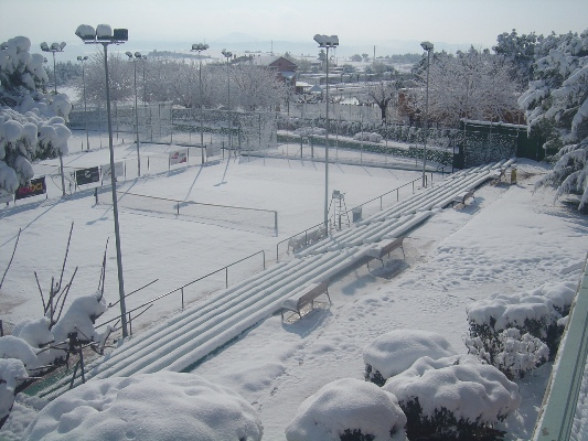 Club Tennis Manersa Nevada 2010