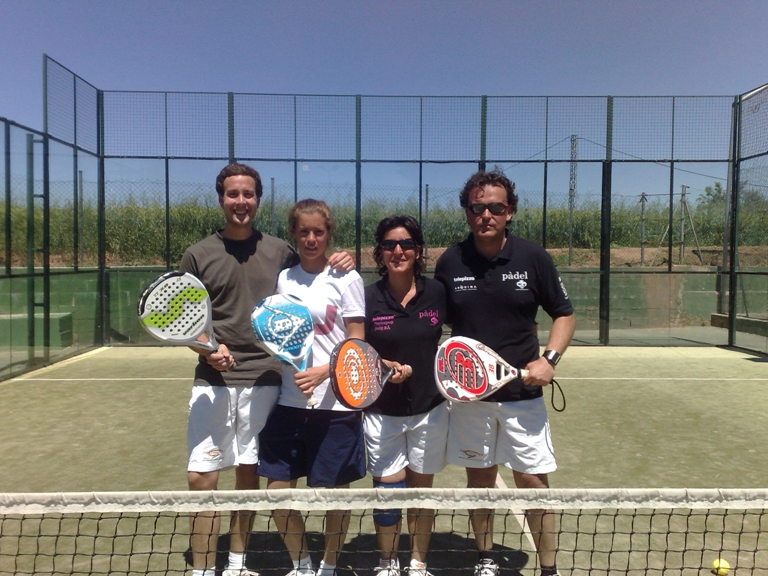 Club Tennis Manersa 1er ranking pàdel mixte