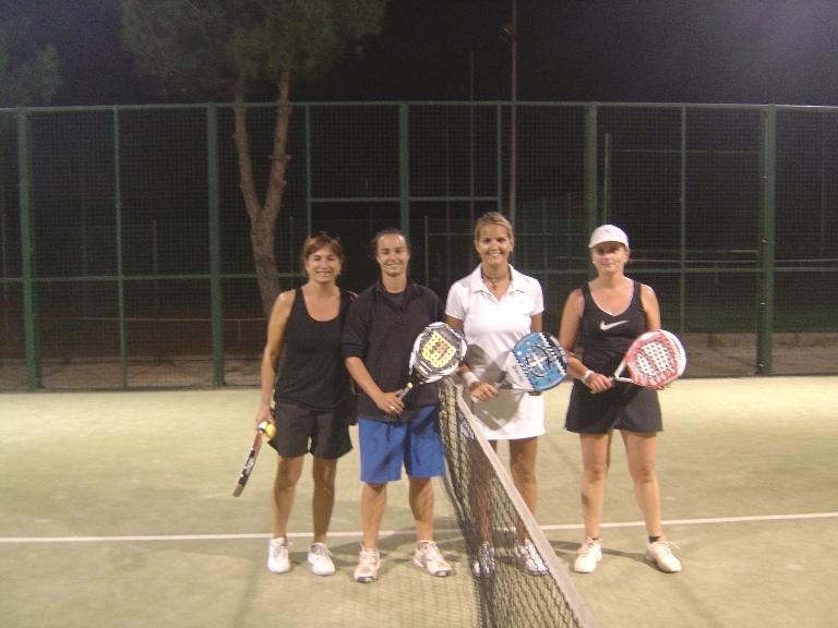 Club Tennis Manersa 12 hores de pàdel femení