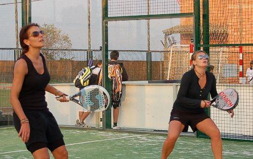 Club Tennis Manersa 7h pàdel femení (octubre'10)