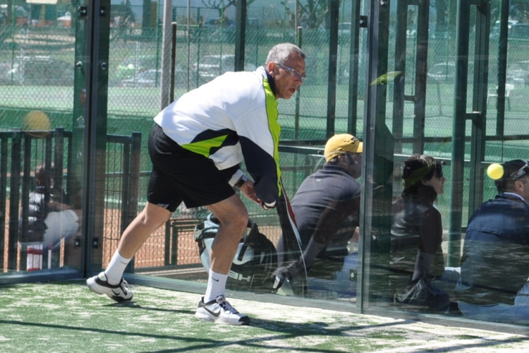 Club Tennis Manersa Fotos inauguració instal.lacions