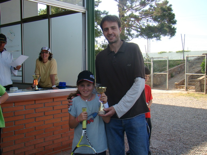 Club Tennis Manersa Fotos minitennis Maig 2010
