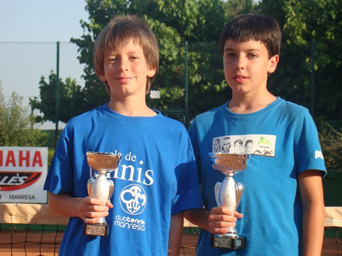 Club Tennis Manersa Final de Curs Escola de Tennis