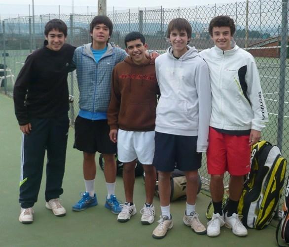 Club Tennis Manersa Equips CTManresa 09/10